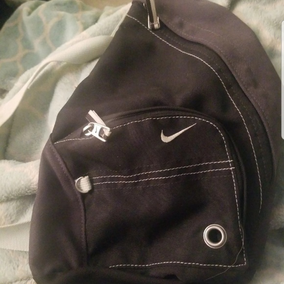 d34349fdec7 Nike Bags   Mini Backpack With One Strap   Poshmark